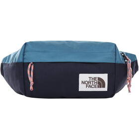 The North Face Lumbar Pack, mallard blue/aviator navy
